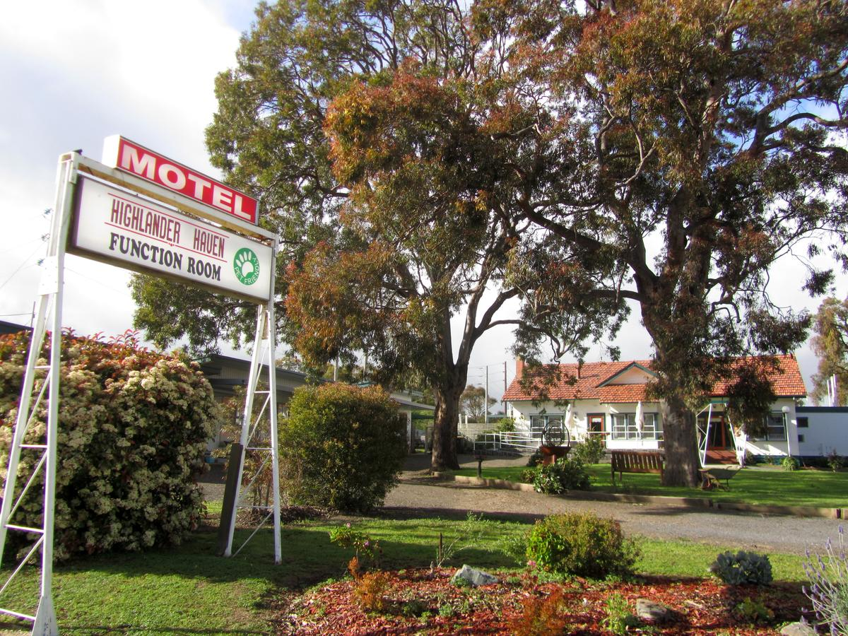 Highlander Haven Motel - Accommodation Whitsundays