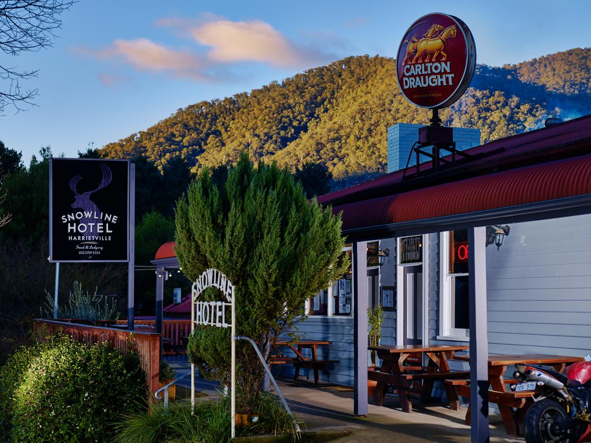 The Harrietville Snowline Hotel - Accommodation Whitsundays
