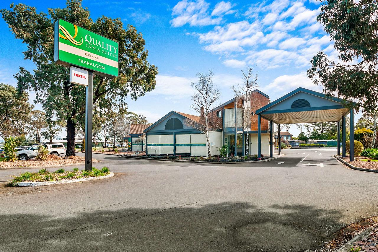 Quality Inn  Suites Traralgon - Accommodation Whitsundays