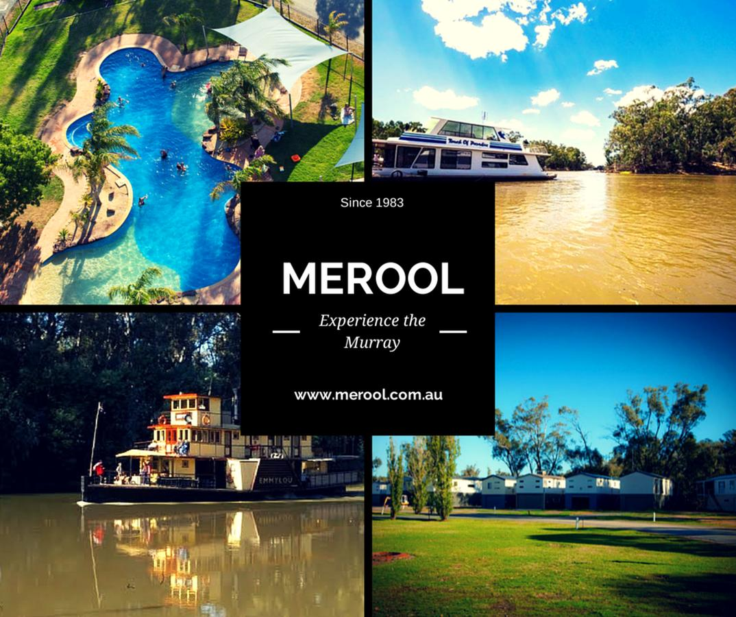 Merool Holiday Park - Accommodation Whitsundays