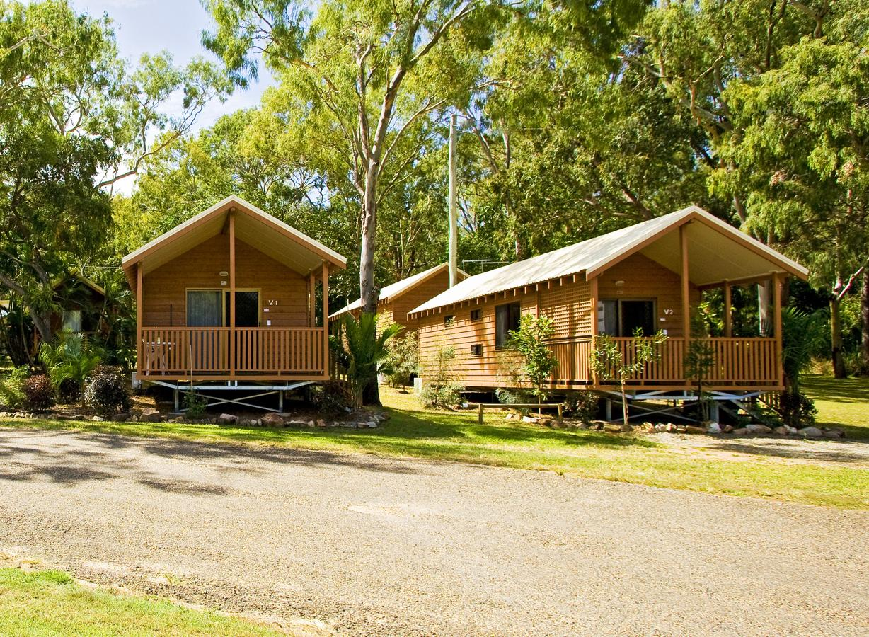 Captain Cook Holiday Village 1770 - Accommodation Whitsundays