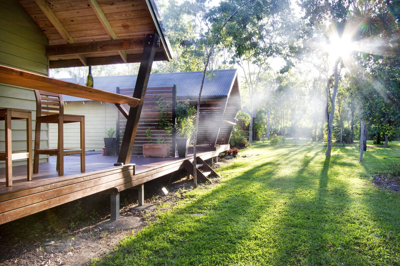 Airlie Beach Eco Cabins - Accommodation Whitsundays