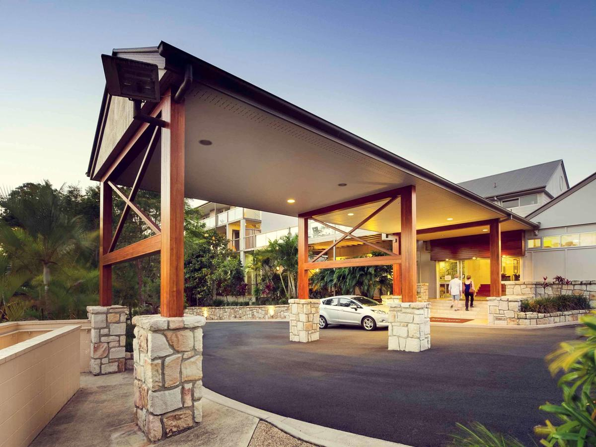 Mercure Clear Mountain Lodge - Accommodation Whitsundays