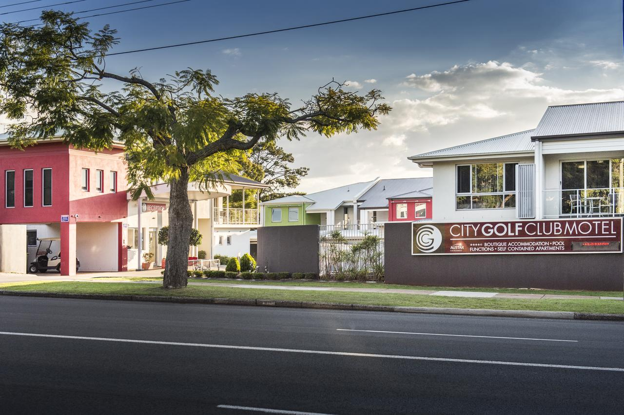 City Golf Club Motel - Accommodation Whitsundays
