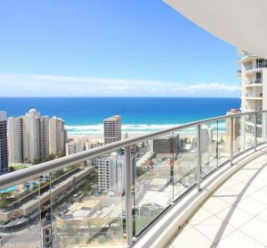 Beach Stay - Ocean  Riverview resort Chevron Renaissance central Surfers Paradise - Accommodation Whitsundays