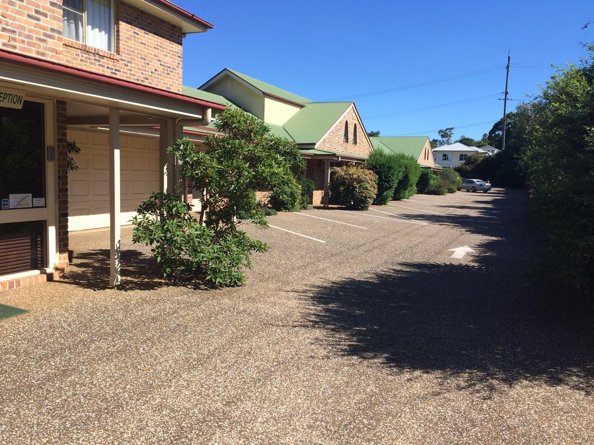 Country Gardens Motor Inn - Accommodation Whitsundays