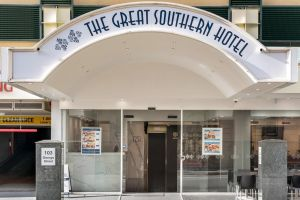 Great Southern Hotel Brisbane - Accommodation Whitsundays