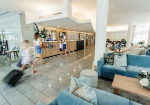 Pacific Hotel Brisbane - Accommodation Whitsundays