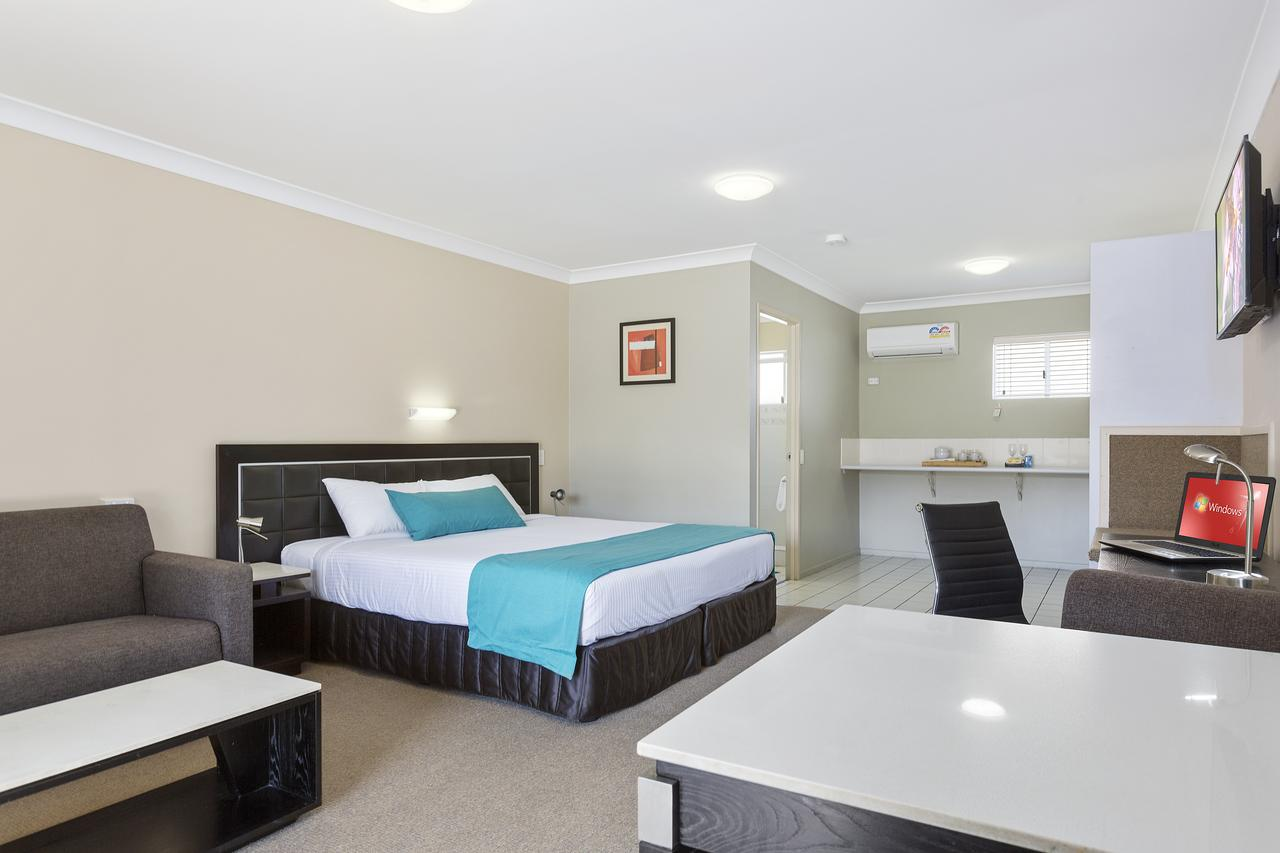 Comfort Inn North Brisbane - Accommodation Whitsundays
