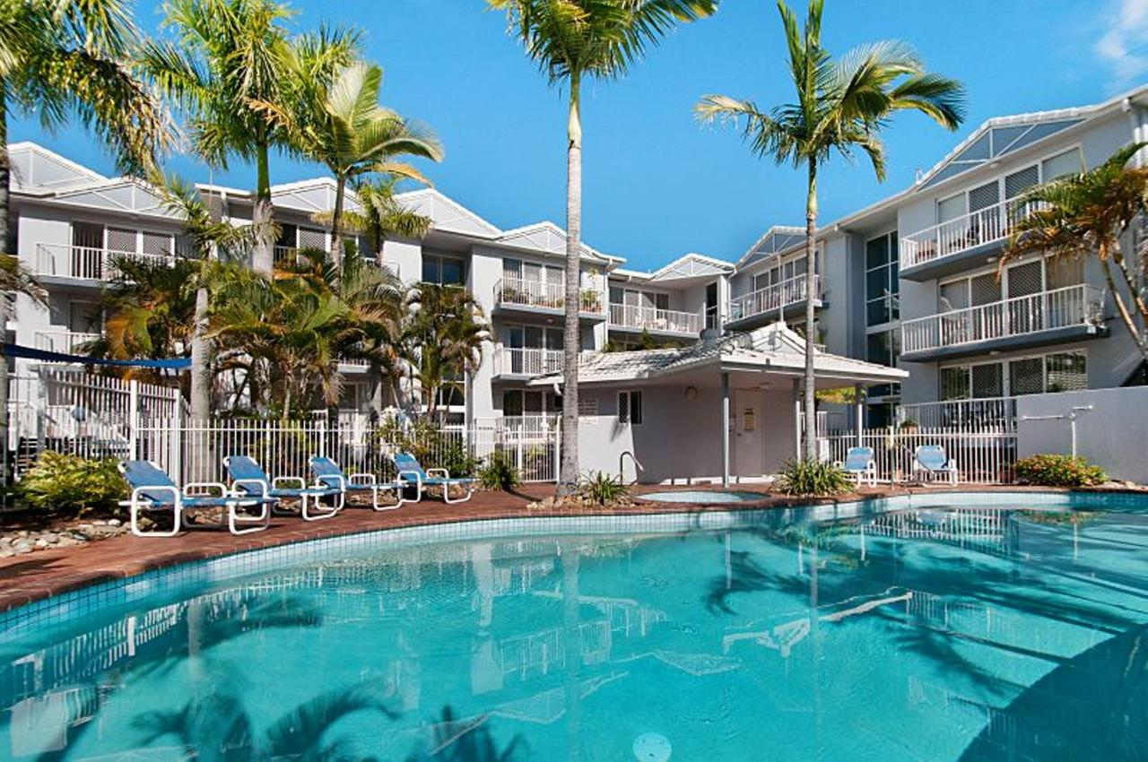 Champelli Palms Apartments - Accommodation Whitsundays