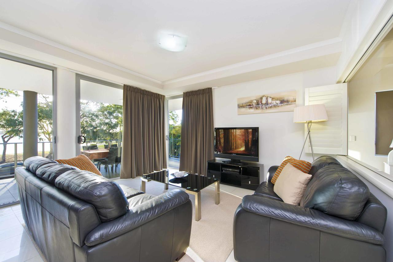 On the Bay Apartments - Accommodation Whitsundays