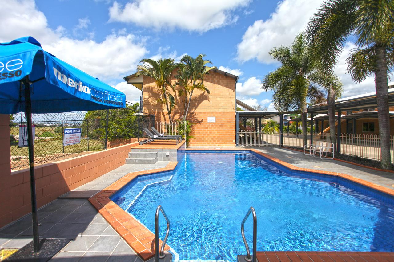 Windmill Motel  Events Centre - Accommodation Whitsundays