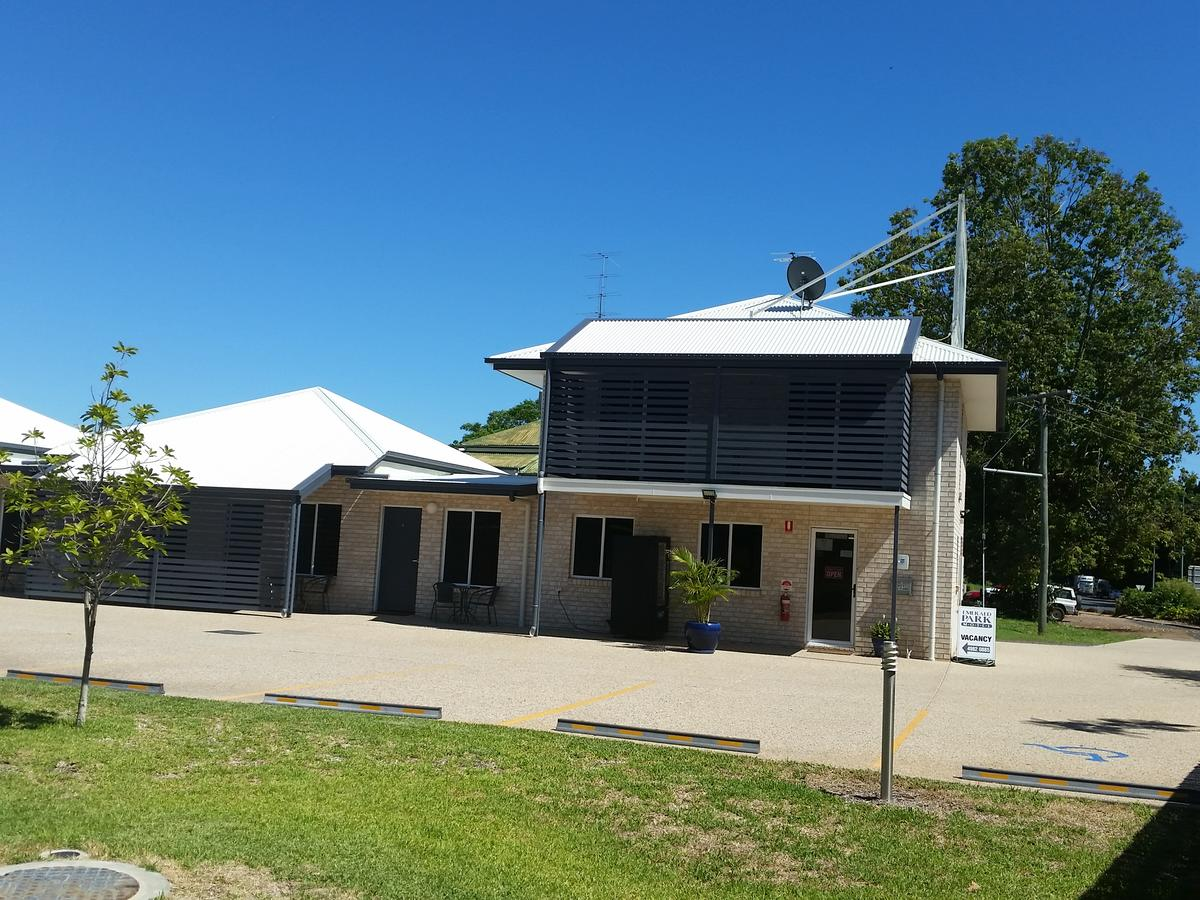 Emerald Park Motel - Accommodation Whitsundays