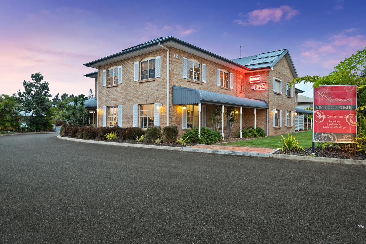 Coopers Colonial Motel - Accommodation Whitsundays