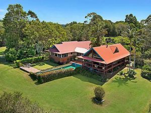 Toad Hall Byron Hinterland-Tintenbar - Accommodation Whitsundays