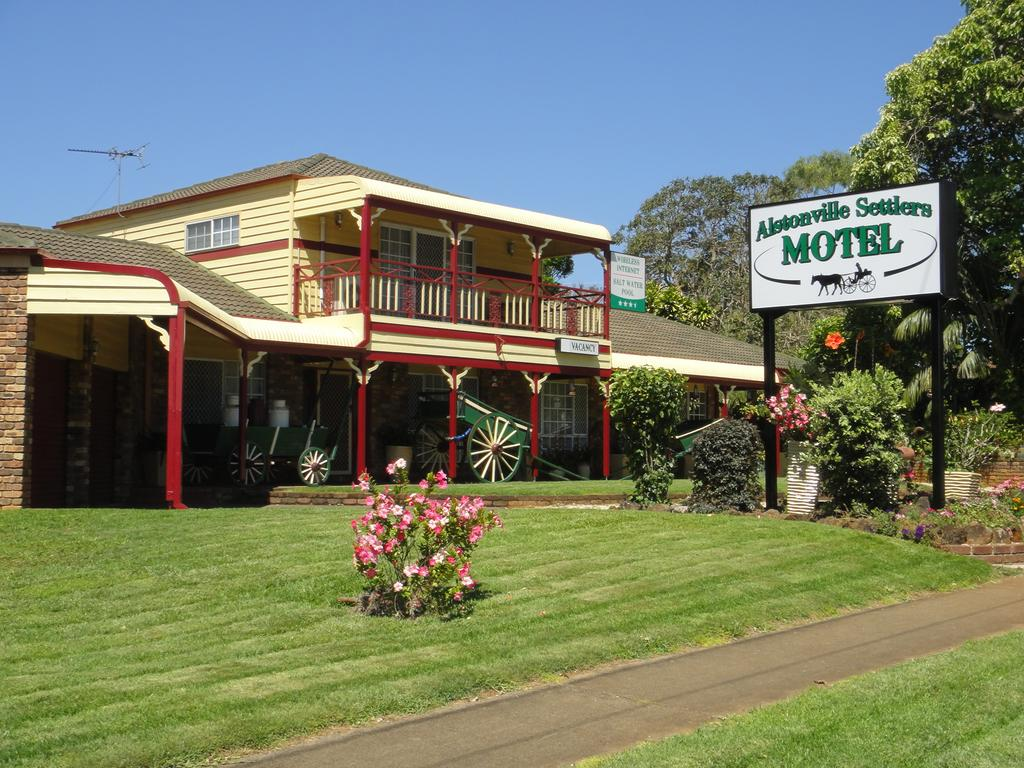 Alstonville Settlers Motel - Accommodation Whitsundays